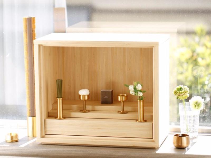 【供養具】 偲壇 | 竹