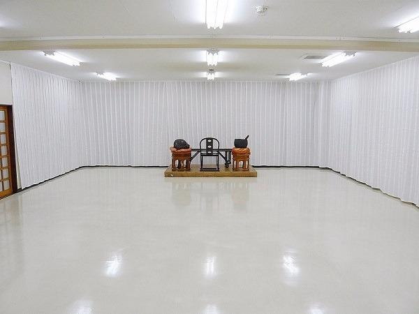 東高野会館 2階大斎場 式場風景①