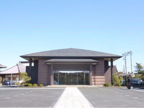 徳願寺会館 外観