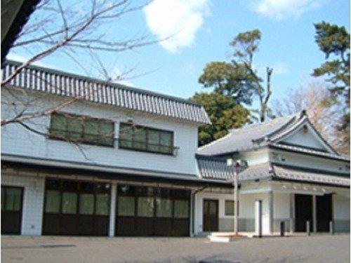 禅林寺霊泉斎場 第一斎場 外観