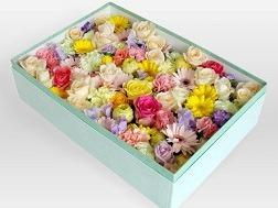 火葬式ECOプランお別れ花画像