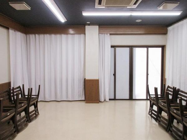 寶亀閣斎場 第二式場 式場風景②
