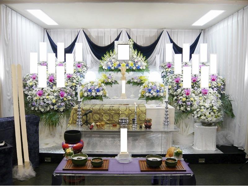 昌平寺別館 祭壇画像①