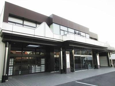 戸田葬祭場別館 外観