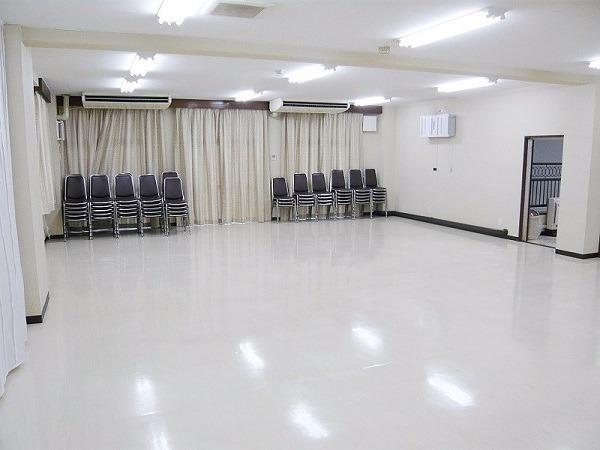 東高野会館 2階大斎場 式場風景②