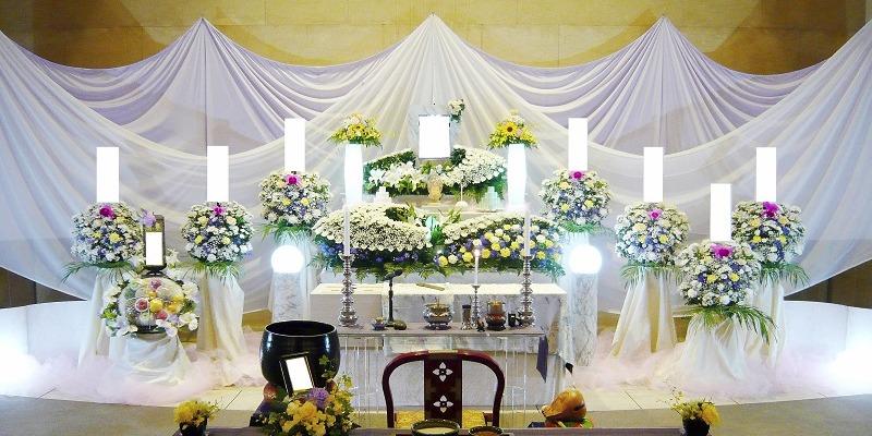 家族葬ECO《プラス》祭壇