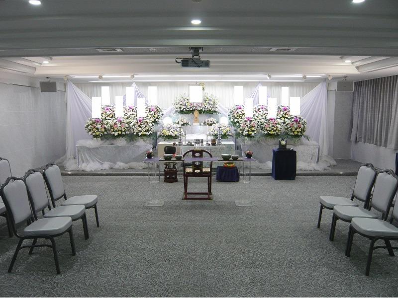 祭壇設営例