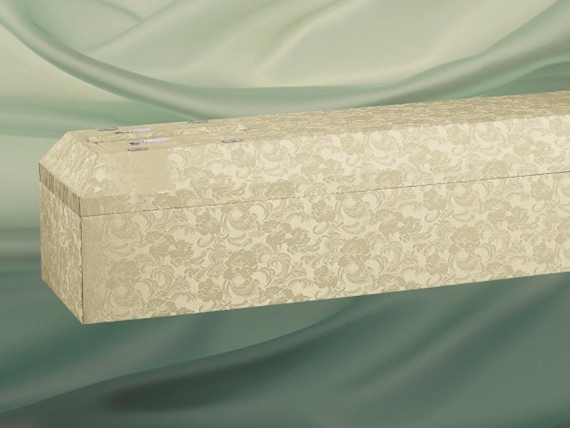 『エコ棺』 グリーンアーク 《ベージュ》