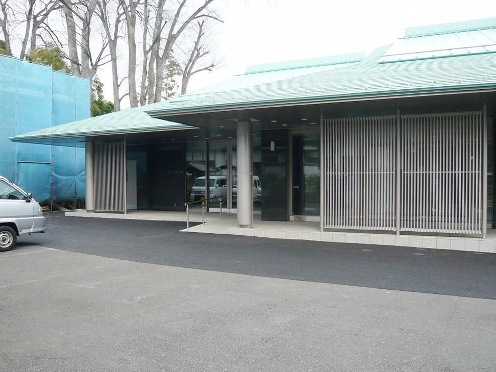 浄牧院大空会館 第二ホール 外観
