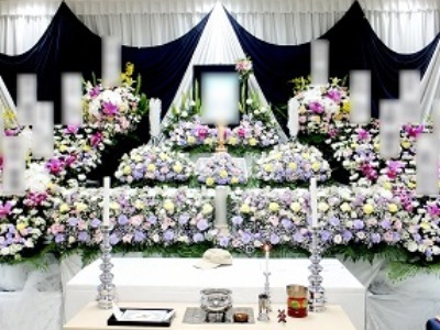 一般葬ECOプラン祭壇