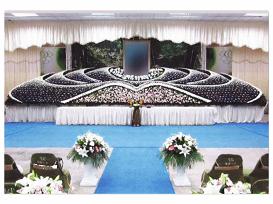 ホテル葬・お別れ会プラン祭壇画像