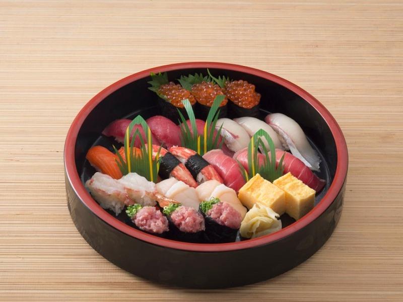 上江戸前寿司