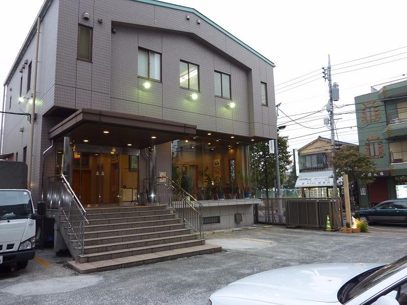 源寿院会館セレモニーホール別館 外観