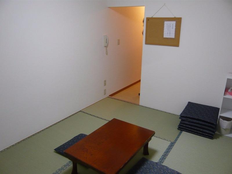 戸田サービス館 2階控室