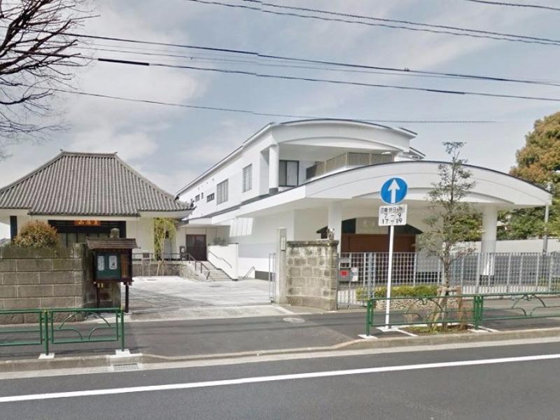 新井白石記念ホール