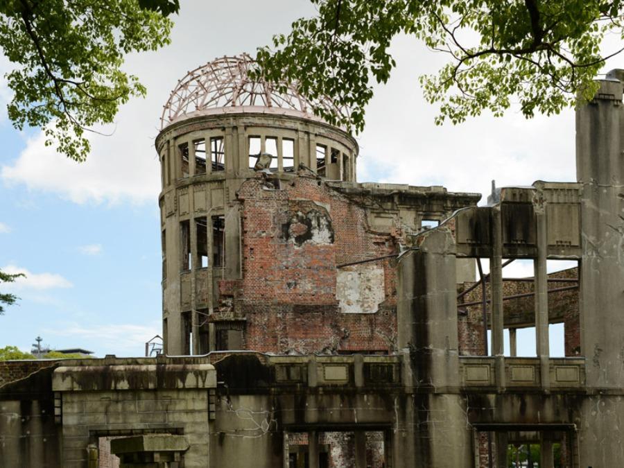 広島平和記念碑