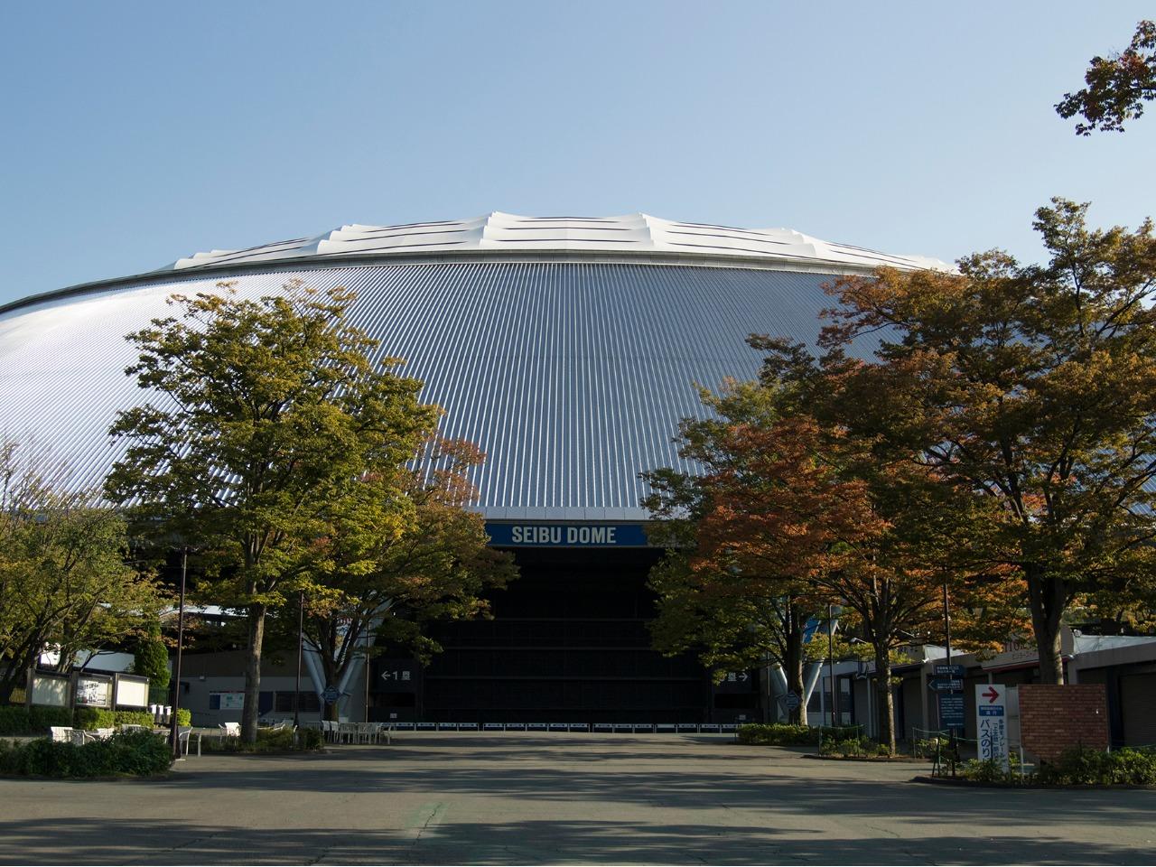 西武ドーム(メットライフドーム)