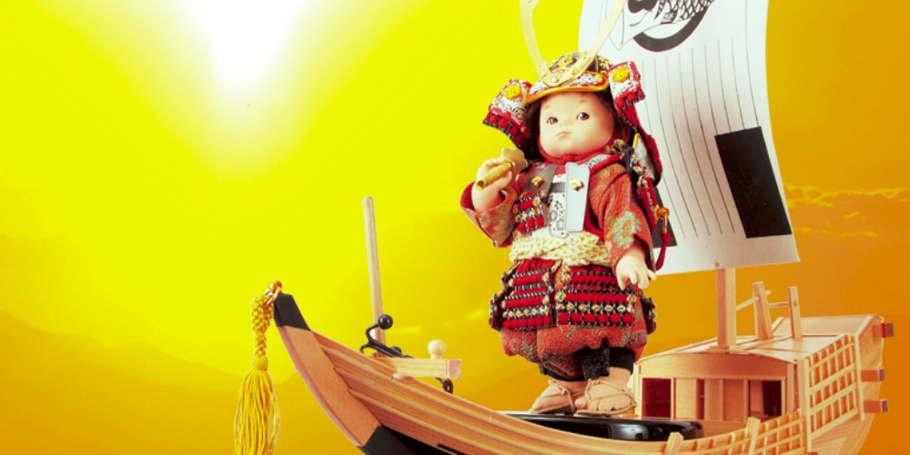 五月人形・鯉のぼり