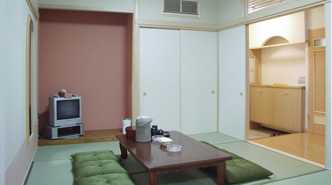 2・3階 親族控室
