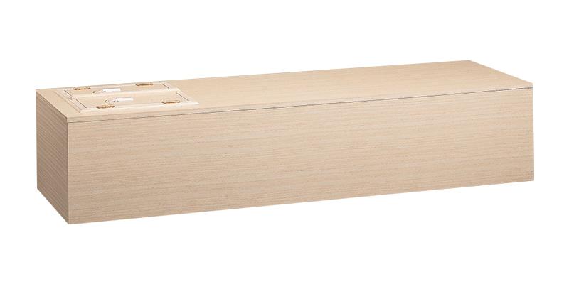 桐張6.25尺棺・納棺具一式