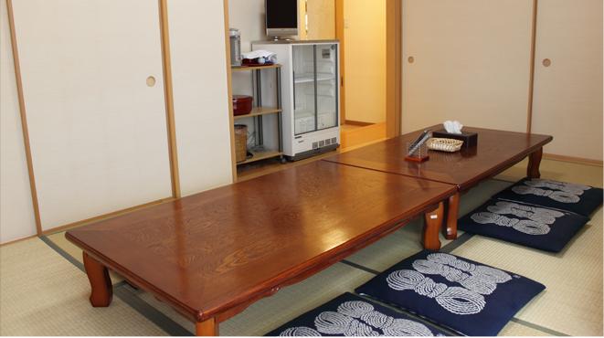 1階 家族葬専用式場 親族控室