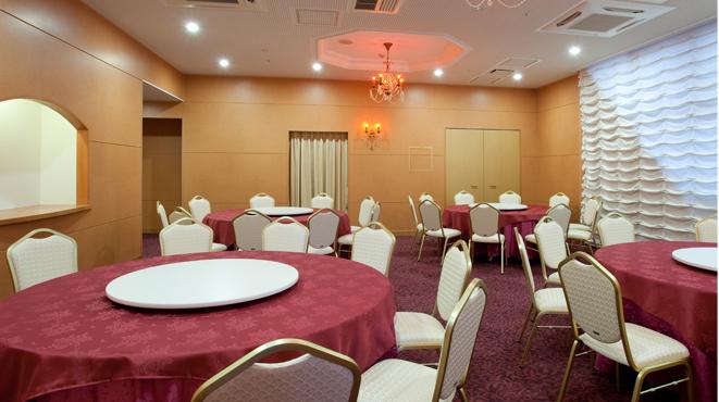 2・3階 法宴会場特別室