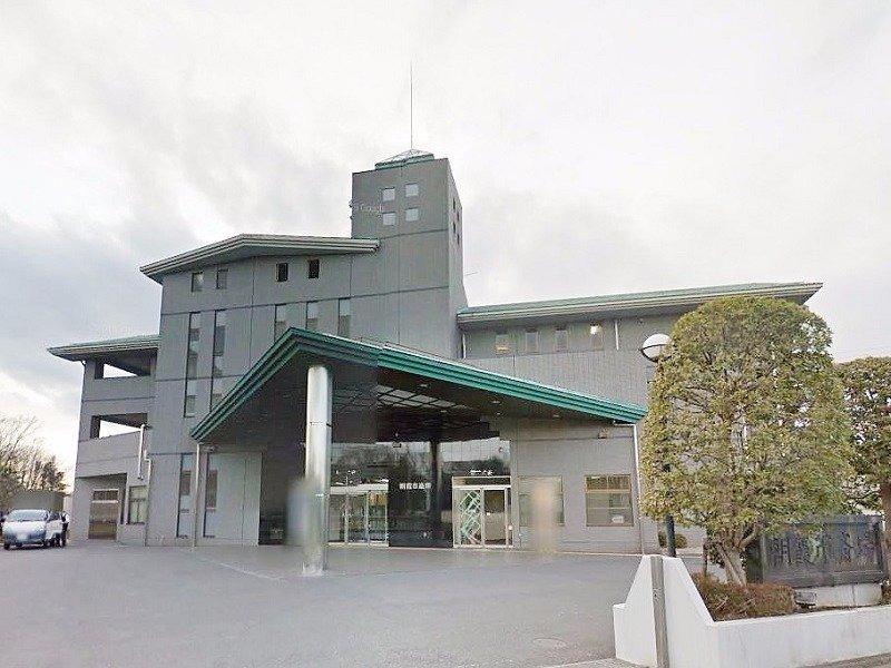 朝霞市斎場 第一式場 外観