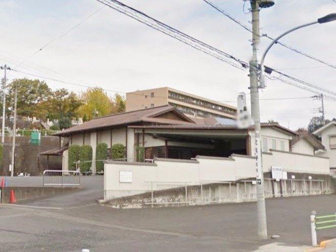 宝泉寺別院 大ホール 外観