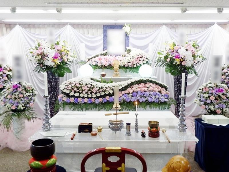 家族葬ECO《プラス》祭壇画像