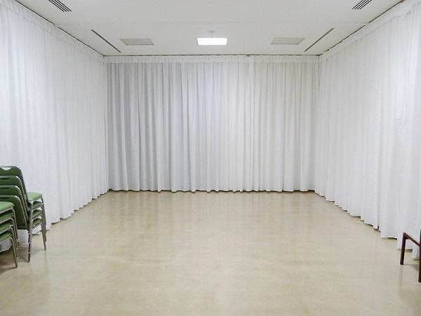 堀ノ内斎場 雪の間 式場内風景①