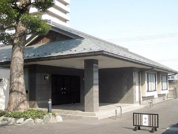薬林寺会館 外観