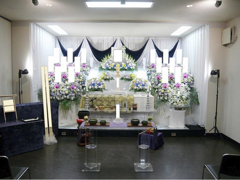 所沢T様 祭壇画像