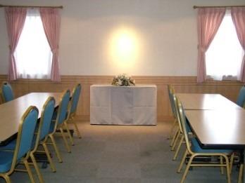 ソーレスト板橋ホール 本館 3F家族葬専用式場 会食室