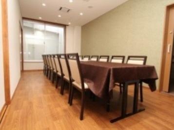 ソーレスト板橋ホール 別館 2F小式場 会食室