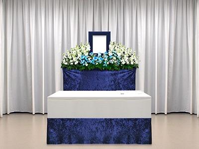 おみおくり葬ECOプラン祭壇