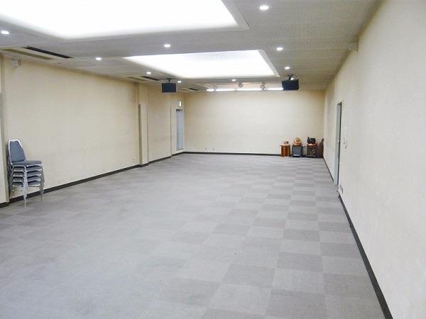 松戸市斎場 第1式場 式場風景①