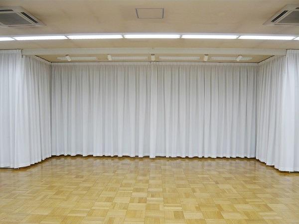 源正寺 太子堂 式場内風景①