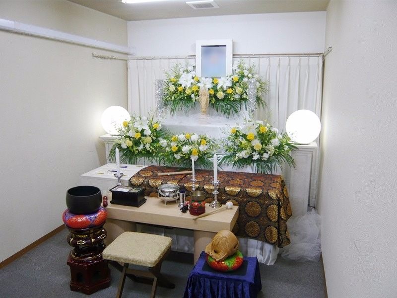 戸田サービス館 式場内風景③