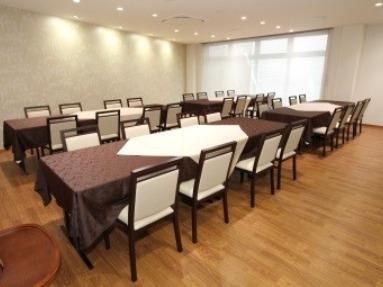 ソーレスト板橋ホール 別館 3F大式場 会食室