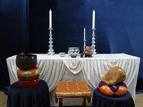 寺院仏具一式画像