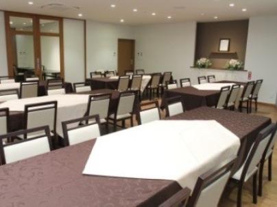 ソーレスト板橋ホール 別館 2F大式場(式場1)会食室