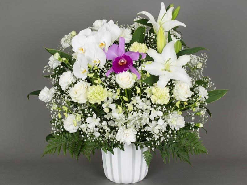 ご供花画像