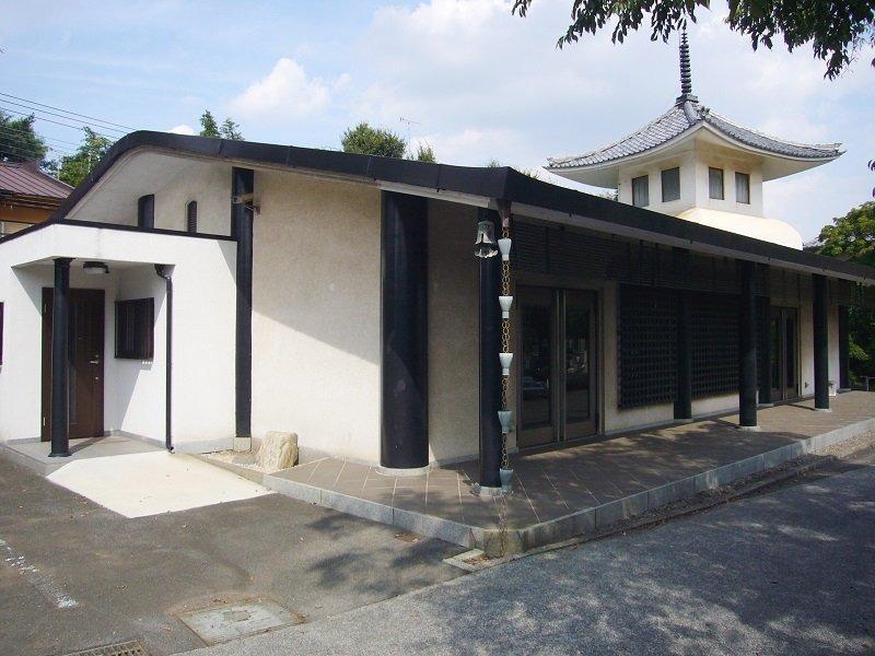 多磨寺 外観