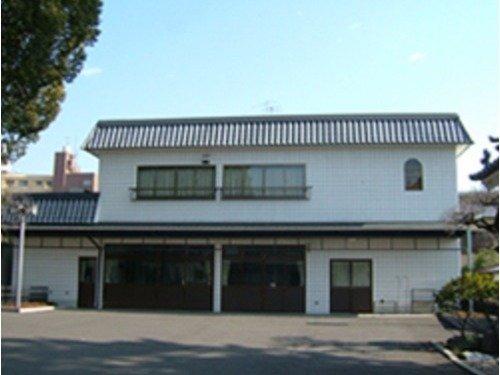 禅林寺霊泉斎場 第二斎場 外観