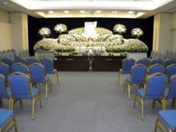 ソーレスト会館板橋 本館 地下式場