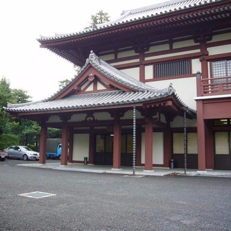 増上寺 慈雲閣