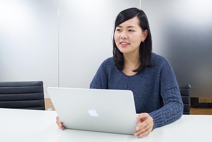 弁護士ドットコム 事業開発部 プロダクト&マーケティングチーム 鶴朋子さま