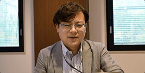 ヘルスケアプロジェクト 企画業務チーム 村木俊一さま