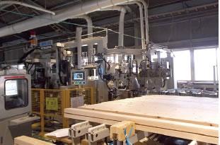 プレカット工場見学