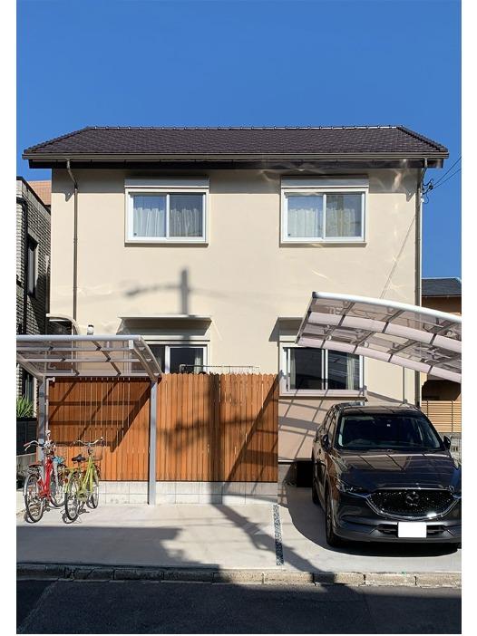 家族に優しい動線と自然素材と無垢材に囲まれて心地よく暮らすナチュラルスタイルの家